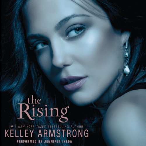 The Rising audiobook cover art