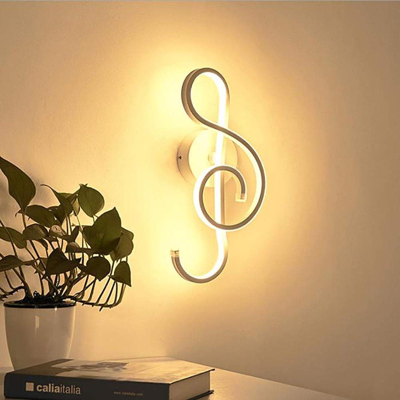 YXTK LED Wandleuchte Innen Dimmbar,3 Farbtemperaturen Aluminium Wandlampe Schlummerlicht Wandbeleuchtung fur Wohnzimme Schlafzimmer Esszimmer Büro