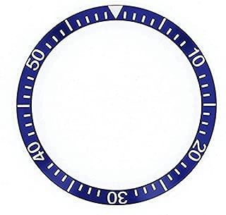 BEZEL INSERT FOR OMEGA SEAMASTER 120 BLUE 36 X 30.4