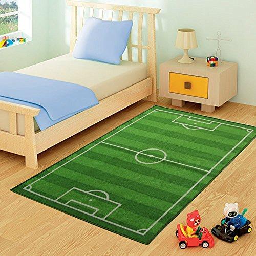 Football Field Rug / Mat