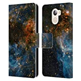 Official Cosmo18 Galaxy Storm Space 2 Leather Book Wallet