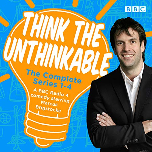 Think the Unthinkable: The Complete Series 1-4 cover art