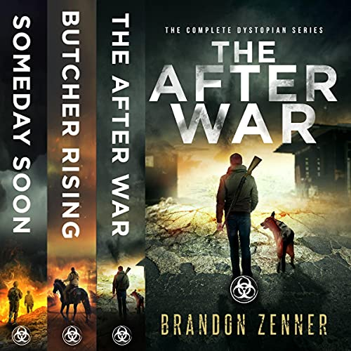 The After War Box Set: The Complete Dystopian Series, Books 1-3