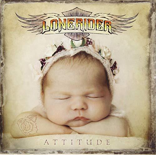 LONERIDER: Attitude (Audio CD)