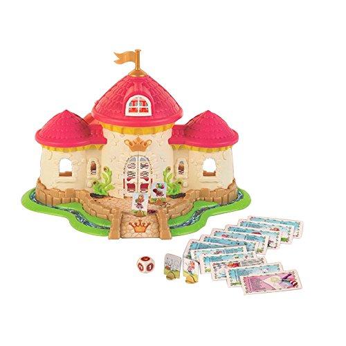 Klein - 5100 - Jeu de société - Le château de Princess Coralie, sans aménagement intérieur