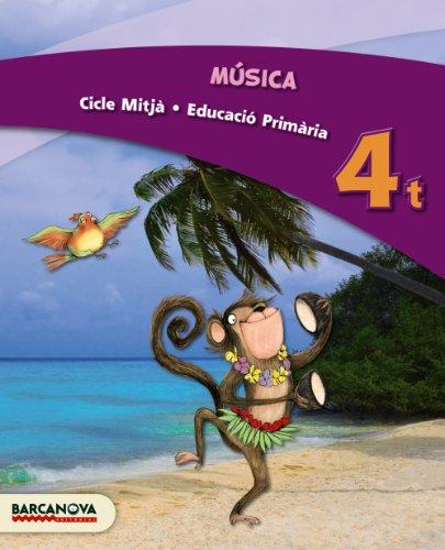 Música 4t CM. Llibre de l ' alumne (ed. 2013) (Cicle Mitjà) - 9788448932039 (Materials Educatius - Cicle Mitjà - Música)