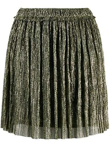 Luxury Fashion | Isabel Marant Étoile Dames JU103719A035E12DO Brons Metaalvezels Rokken | Herfst-winter 19