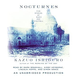 Nocturnes audiobook cover art