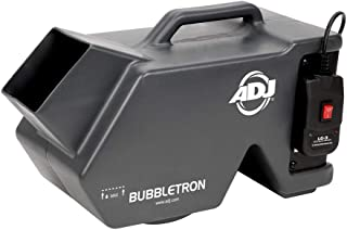 ADJ Products BUBBLETRON Molded Plastic Bubble Machine