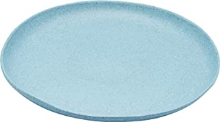 Dinewell Speckle Melamine Dinner Plate, 10.5 inch, Blue, DWMP5088BS