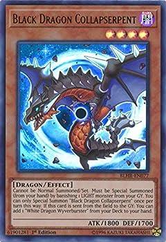 Yu-Gi-Oh! - Black Dragon Collapserpent - BLHR-EN077 - Ultra Rare - 1st Edition - Battles of Legend  Hero s Revenge