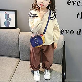 Baby boy t-Shirt Autumn Navy Style Doll Collar Loose Long Sleeve Cute Girls Sweatshirt/Height:100cm(Beige) (Color : Beige)