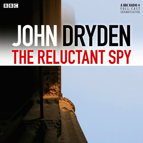 The Reluctant Spy audiobook cover art