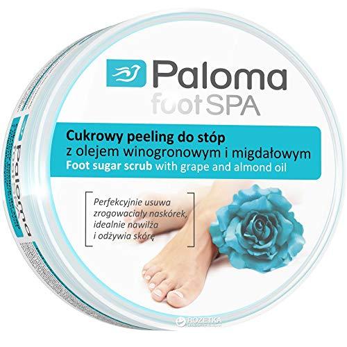 Gommage au sucre pour pieds - Paloma