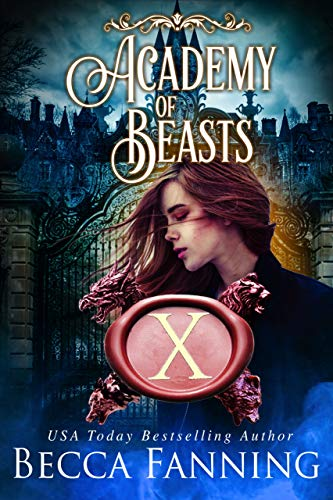 Academy Of Beasts X: Shifter Romance (English Edition)