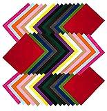 Edukit, Acryl-Filz,22,9x 30,5cm, Jumbo-Pack, 60 PACK