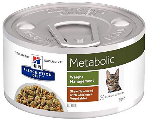 Hill´s Metabolic Gato Estofado - 82g