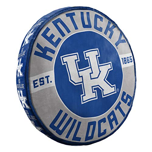 NCAA Kentucky Wildcats Cloud to Go StylePillow, Team Colors, One Size