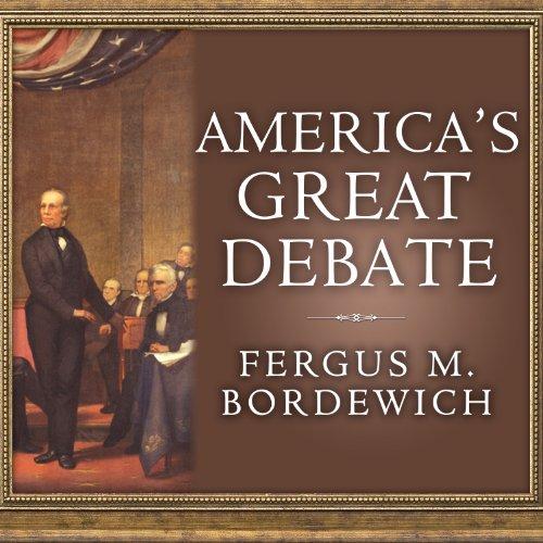 America's Great Debate audiobook cover art