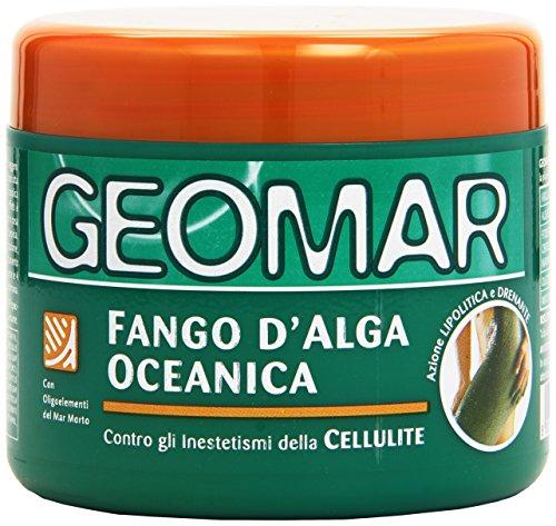 Geomar Fango Alga Oceanica 600g mit Meeresalgen Anti Cellulite Körperpflege - enthält nur natürliche Inhaltsstoffe