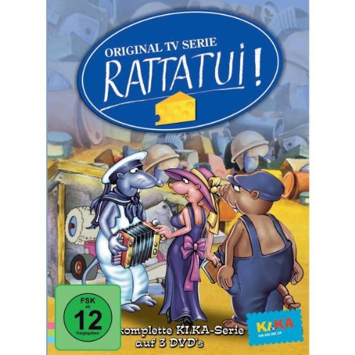Original TV-Serie (3 DVDs)