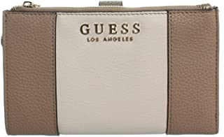 bac121f8007 Guess Portefeuille Femme Heidi Slg Ce717657 Beige Taupe