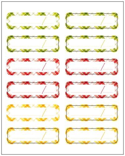 Acquista Etichette per Vasetti su Amazon