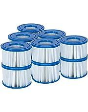 Bestway Filter Cartridge VI voor Miami, Vegas, Monaco Lay-Z-Spa 58323-6 stuks Twin Pack