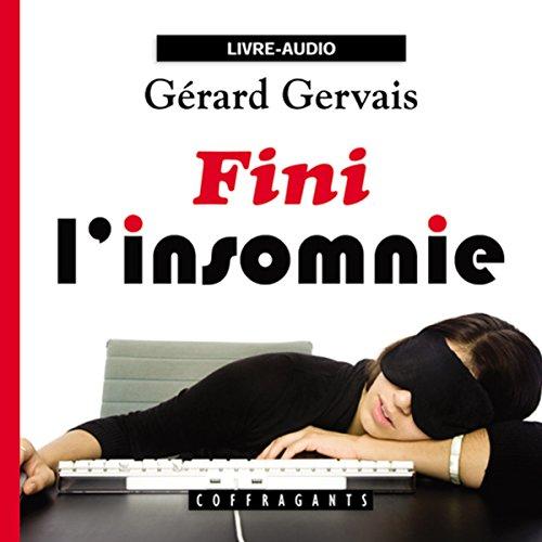 Fini l'insomnie audiobook cover art