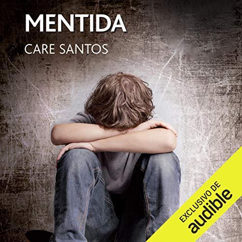 Diseño de la portada del título Mentida (Narración en Catalán)
