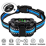 Best Bark Collar For Big Dogs - Casfuy Bark Collar IP67 Waterproof Rechargeable - New Review