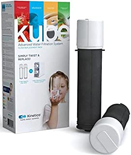 Kube Replacement Filter Pack