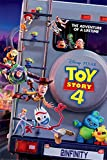 POSTER STOP ONLINE Toy Story 4 - Disney/Pixar Movie Poster (Adventure of a Lifetime) (Size 24' x 36')