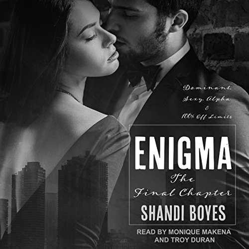 Enigma: The Final Chapter audiobook cover art