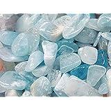 浄化 さざれ 500g 天然石 パワーストーン 各種 5-9mm アクアマリン 藍柱石 藍玉 Aquamarine