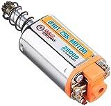G&G ARMAMENT G-10-113 Ifrit 25K Motor-Long Axis orange (25000rpm) イフリートモーター(ロングタイプ)