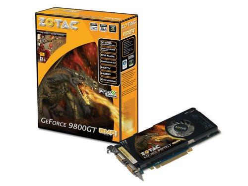 ZOTAC GeForce 9800GTX+ 512MB 256BIT DDR3 ZT-98PES3P-FSP