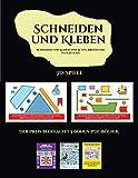 3D-Spiele (Schneiden und Kleben von Autos, Booten und Flugzeugen): Ein tolles Geschenk für Kinder, das viel Spaß macht.
