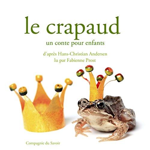 Le crapaud audiobook cover art