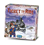 Asmodee- Ticket To Ride Países nórdicos Edición Italiana, 8512