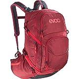 Evoc Explorer Pro - Mochila Unisex, color Rojo (Ruby), talla única