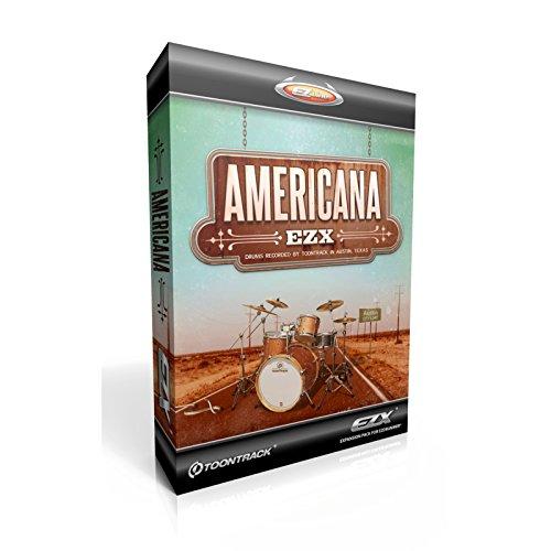 Toontrack Americana EZX | download-key | EZ-Drummer Add-on