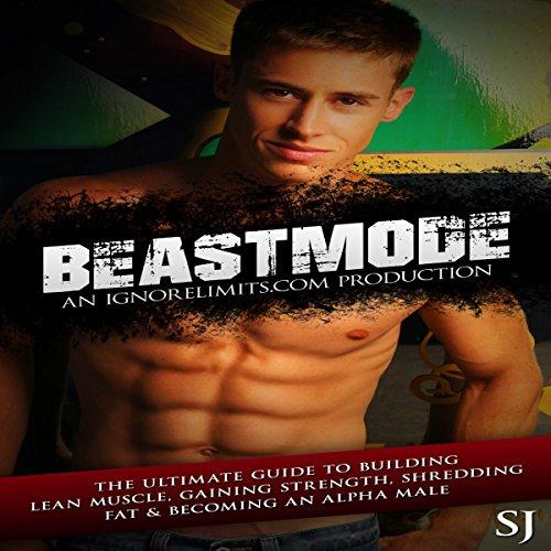 Beastmode audiobook cover art