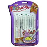 Foodoodler 10 Pc Color Fine Line Marker Set Kosher