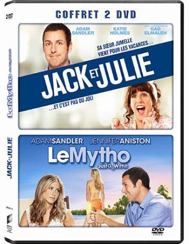 Jack et Julie + Le mytho (Just Go With It) [Francia] [DVD]