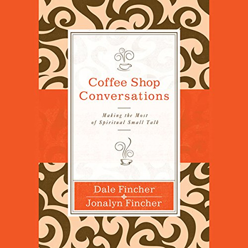 Coffee Shop Conversations audiobook cover art