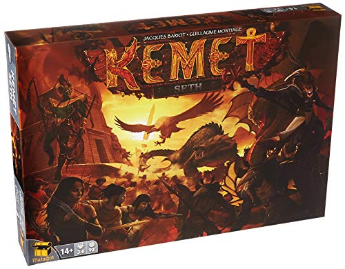 Unbekannt Kemet Seth - English