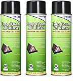 Nu-Calgon 4171-75 Evap Foam No Rinse Evaporator Coil Cleaner, 18 oz. (Pack of 3)