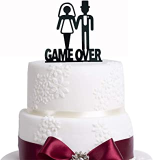 Best wedding cake topper game over Reviews