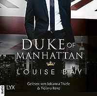 Duke of Manhattan Hörbuch